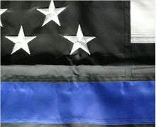 Load image into Gallery viewer, US BLUE LINE FLAG
