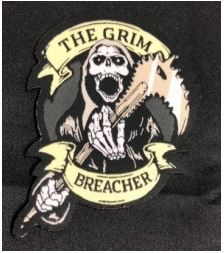 Grim Breacher morale patch
