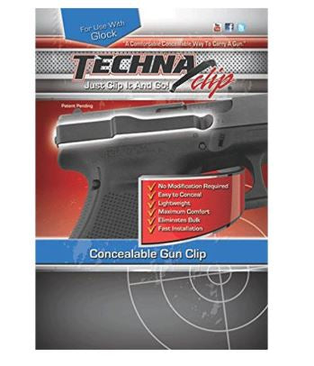 Techna Clip For Glocks