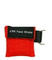 CPR Mask Keychain Emergency Kit CPR Face Shield