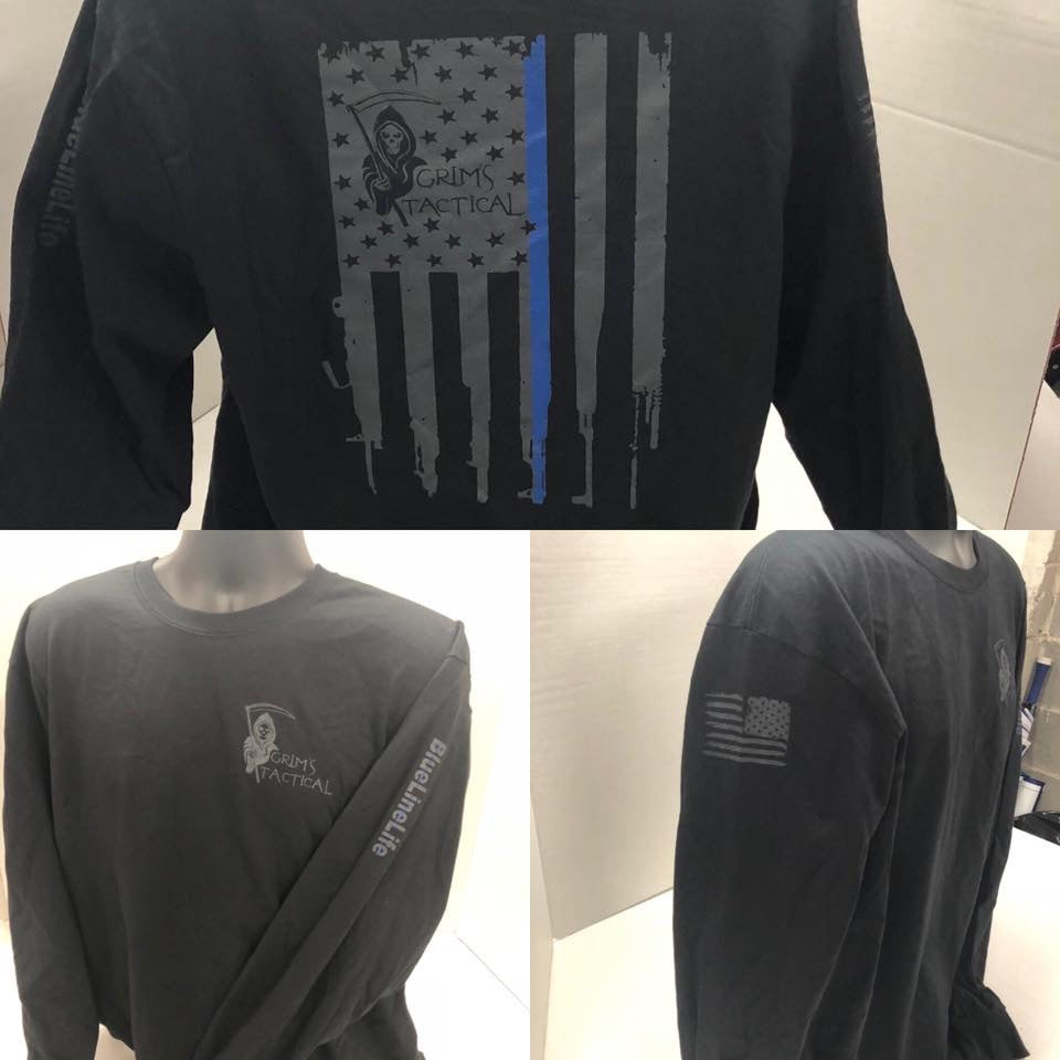 Grim's Tactical Long Sleeve Shirt