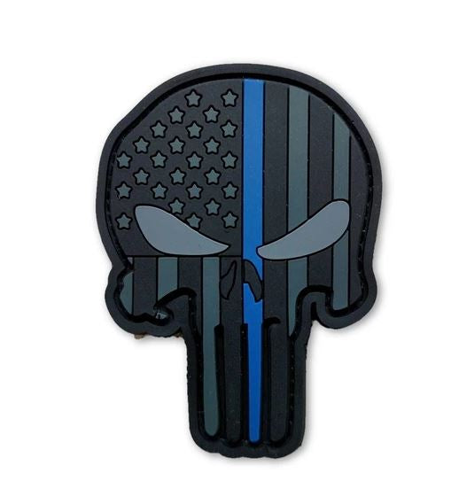 US FLAG GREY SUBDUED DEFENDER 2D SUBDUED PATCH