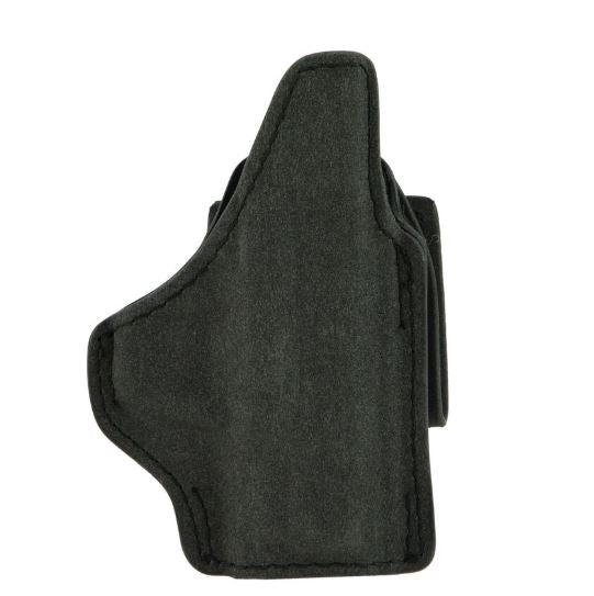 Safariland 18  Inside the Waistband Holster Right Hand SafariSuede Plain Black Finish