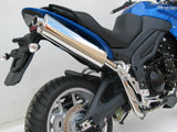 Triumph Tiger 1050 Oval Sports Muffler