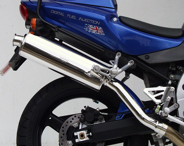 Triumph 955i Daytona High Sports Muffler