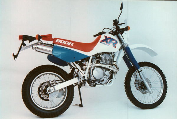 HONDA XR600 Full Sports Race Adventure System.