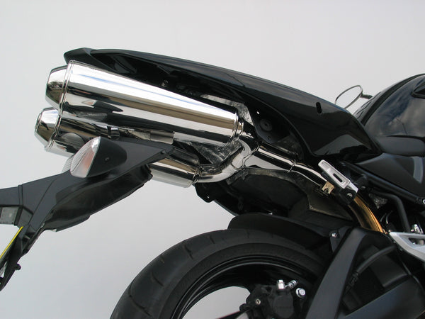 SUZUKI B KING Twin Sports Mufflers