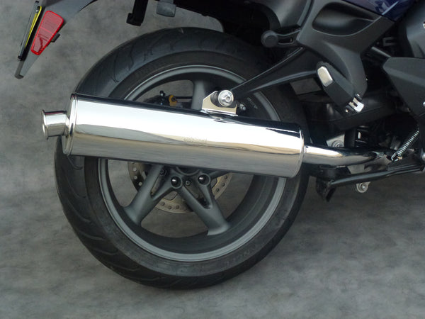 Triumph Trophy 1200 Oval Sports Muffler