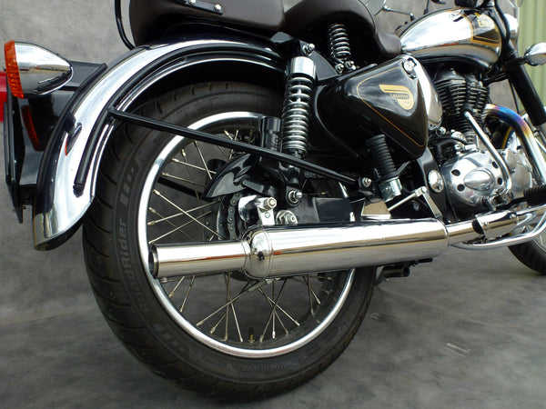 ROYAL ENFIELD Retro Sports Muffler