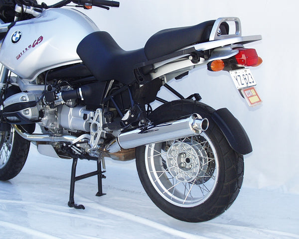 BMW R1150GS Low Round Sports Muffler