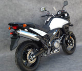 Suzuki DL650 Sports Muffler & Collector Set.