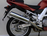 Suzuki SV1000 Oval Sports Mufflers