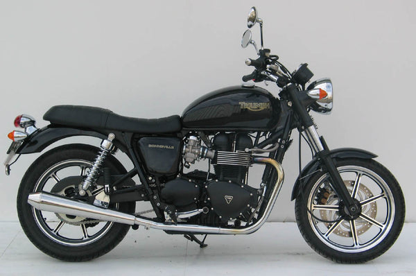 Triumph Bonnie SE Low Standard Position