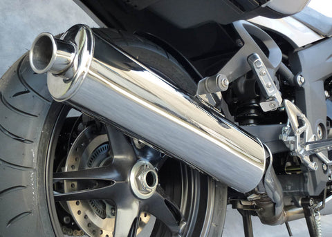 TRIUMPH Sports mufflers and full exhaust systems made by
