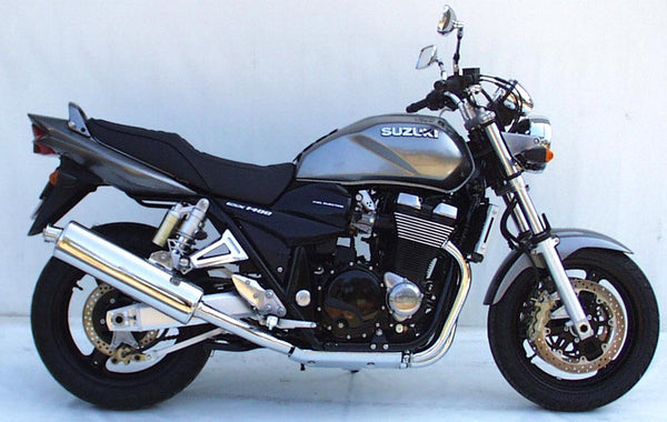 Suzuki GSX1400 Twin Oval Sports Muffler