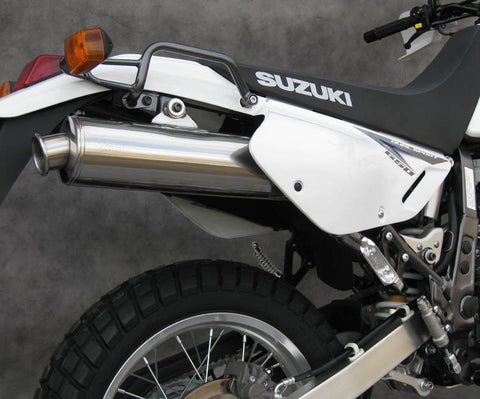 SUZUKI Sports mufflers and full exhaust systems made by Staintune