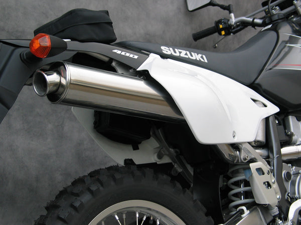 Staintune DRZ400 E&S Model Sports Muffler Only