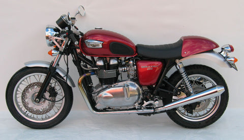 Triumph Sports Mufflers And Full Exhaust Systems Made By Staintune
