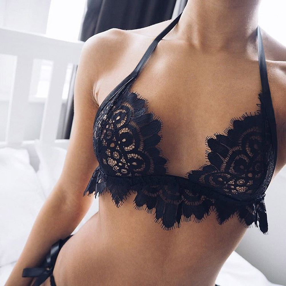 Lace Brassiere Top