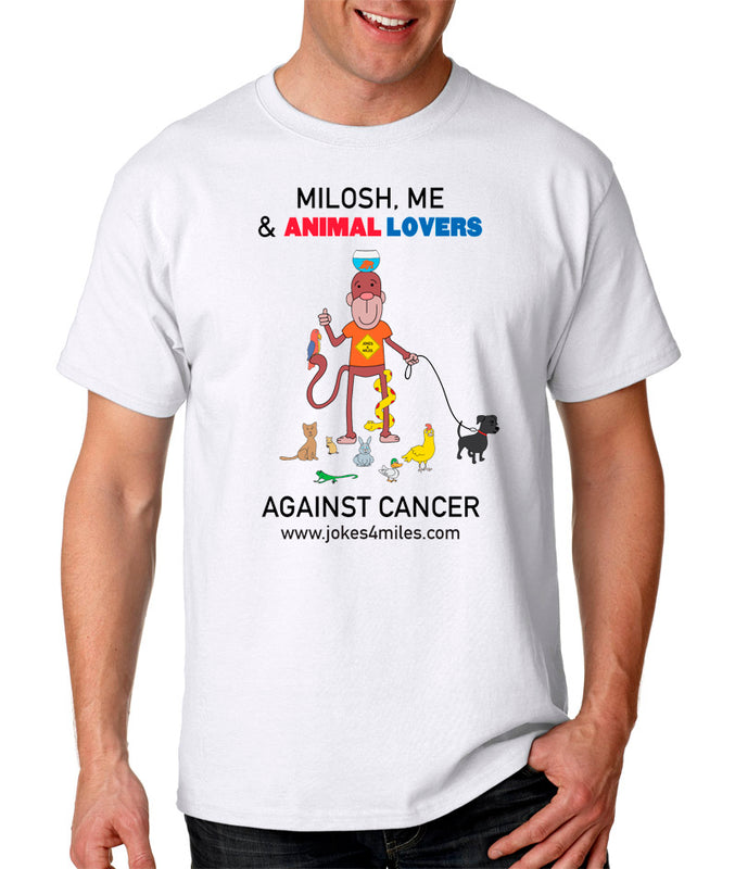 Milosh, Fishermen & Me Against Cancer