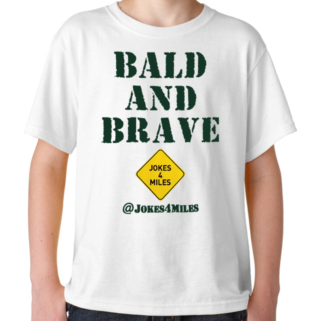 Bald and Brave