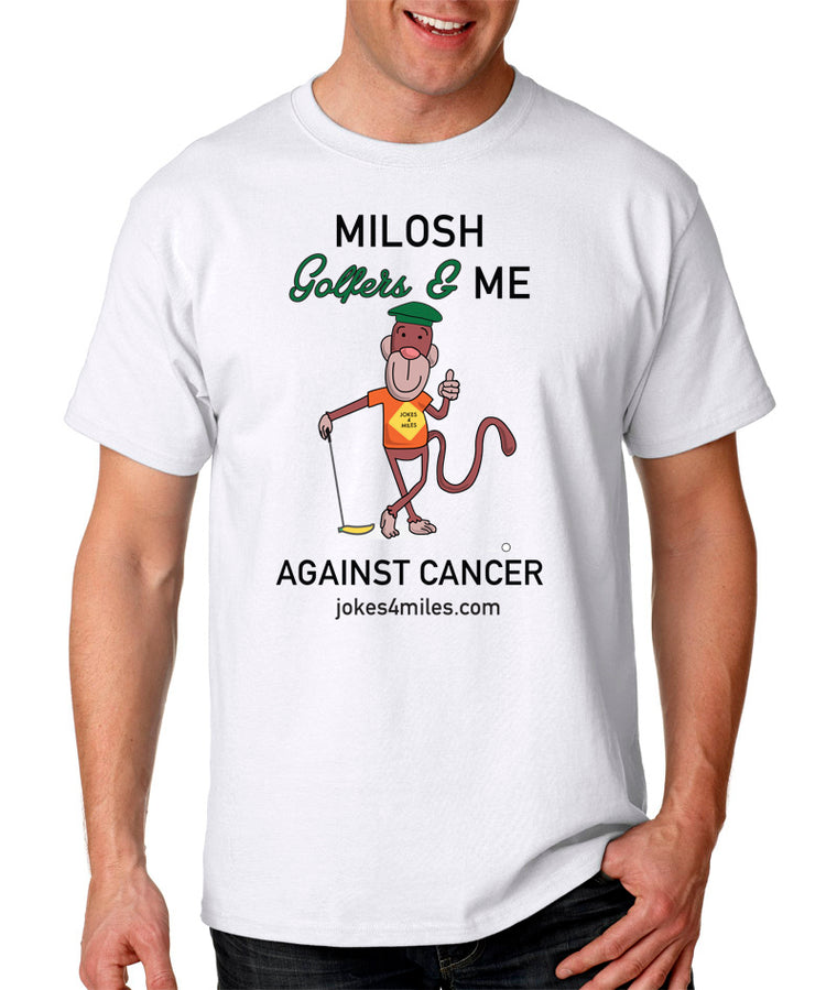 Milosh, Golfers & Me Against Cancer