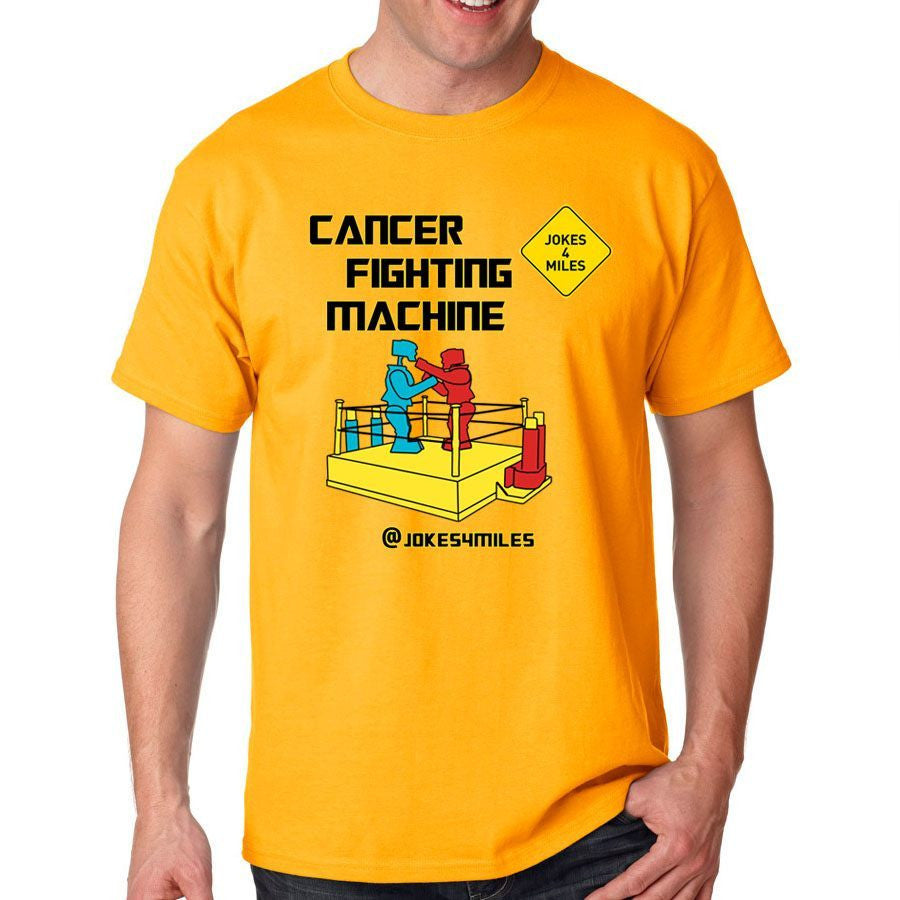 JOKES4MILES - Cancer Fighting Machine