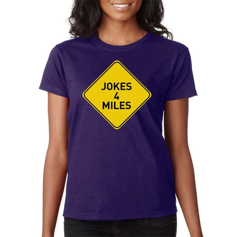 JOKES4MILES - Bald and Brave