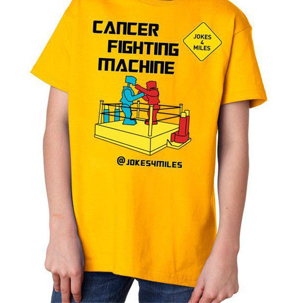Cancer Fighting Machine