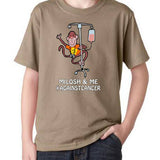 YOUTH CREW-LIGHT BROWN