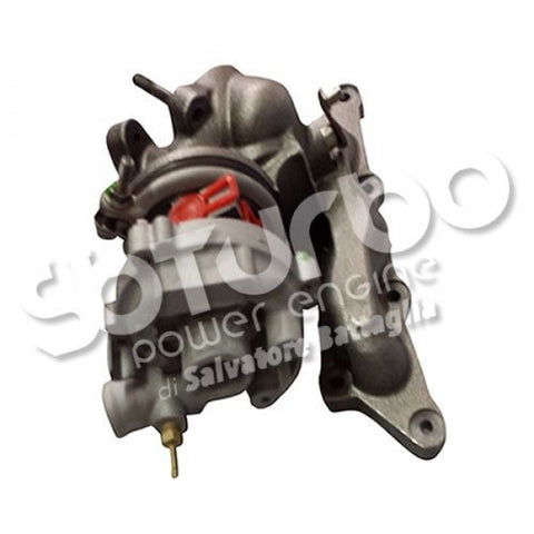 Turbo Compressore per SMART 61 CV