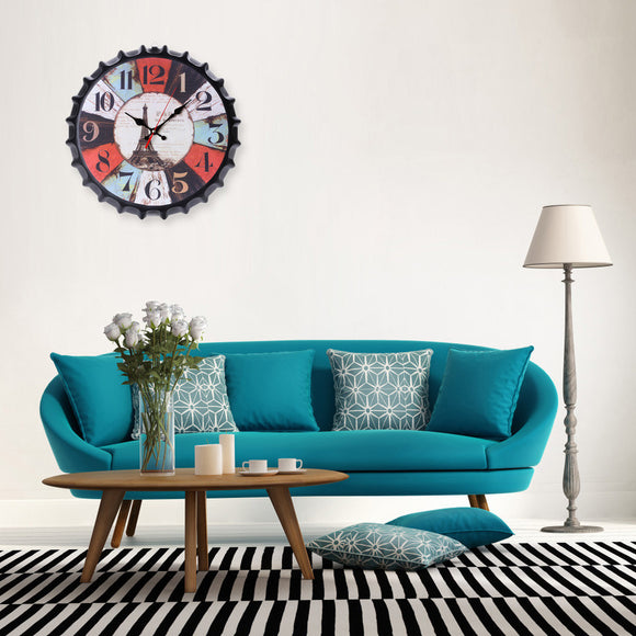 Vintage Style Antique Wall Clock