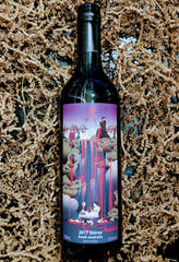 Samurai Shiraz 2017, Free Run Juice, South Australia (O, V)