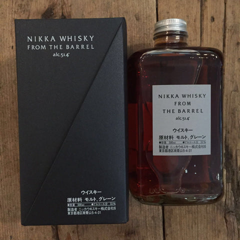 Nikka Whisky From The Barrel 51.4% 50cl