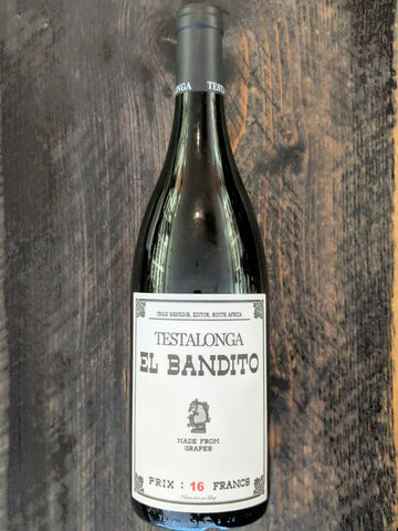 El Bandito Skin Contact, Testalonga, Swartland, South Africa