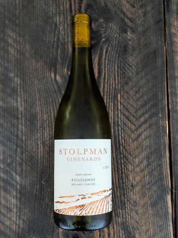 Estate Roussanne 2017, Stolpman Vineyards, Santa Barbara, USA