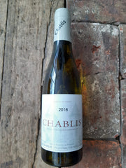 Chablis 2018, Tremblay, Burgundy, France (half bottle)