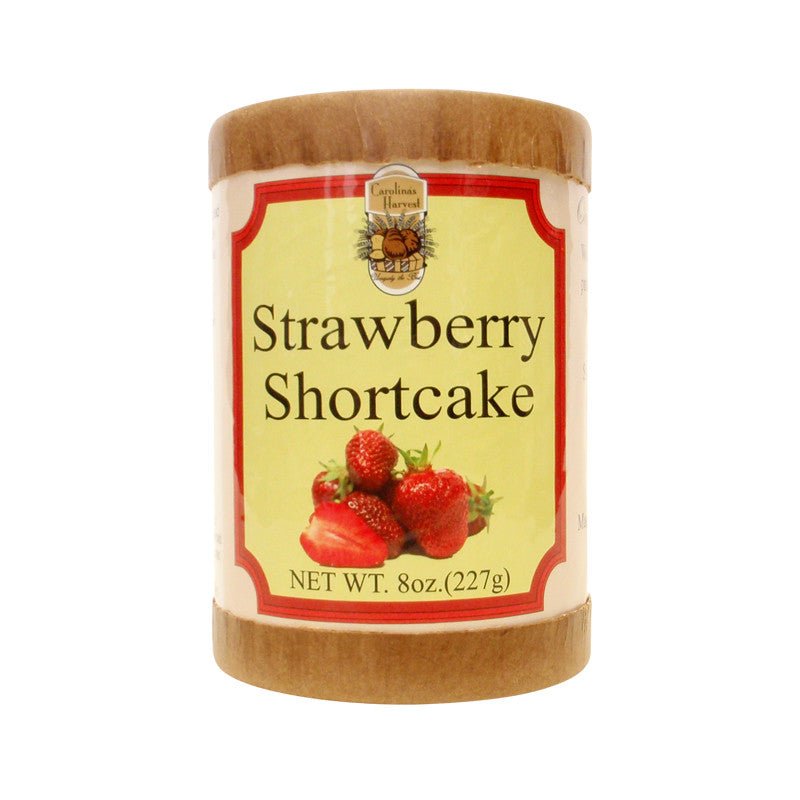 Carolina's Harvest Strawberry Shortcake Mix