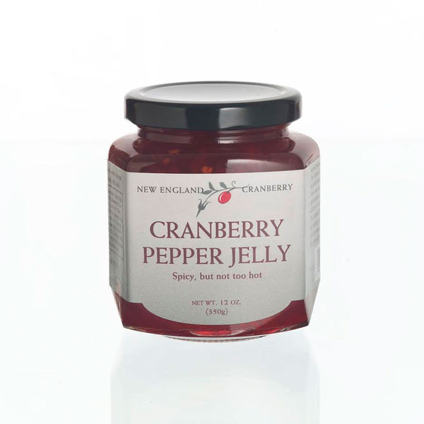 New England Cranberry Pepper Jelly