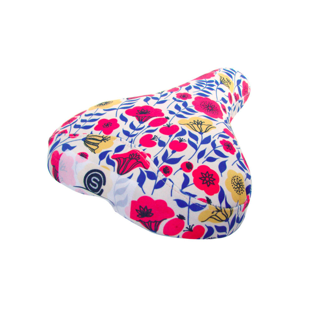 CitySeat Bicycle Seat Cover - Happy