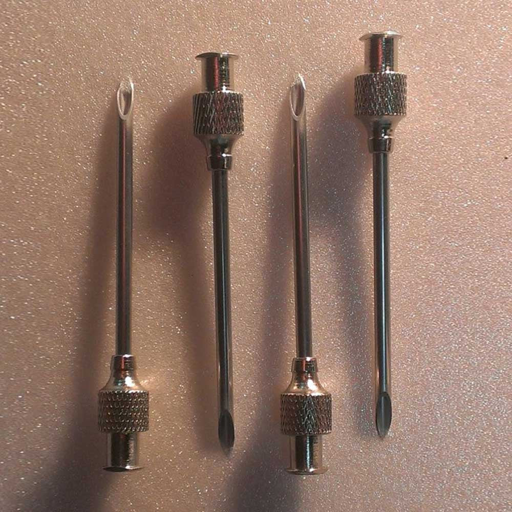 Chop's Power Injector System Needles - 4 Pack