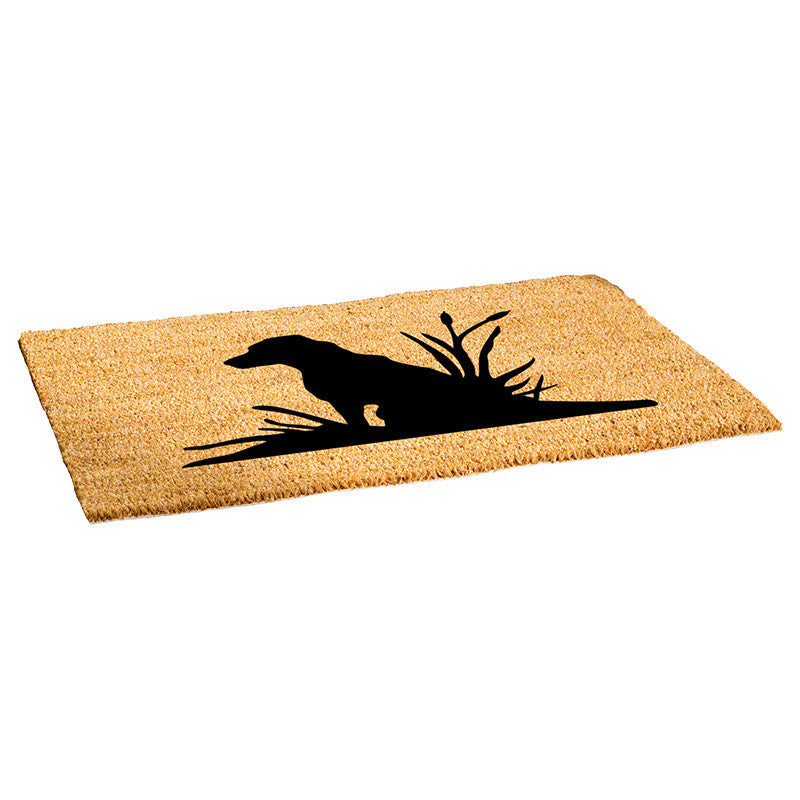 DeCoir Door Mat - Lab in Weeds