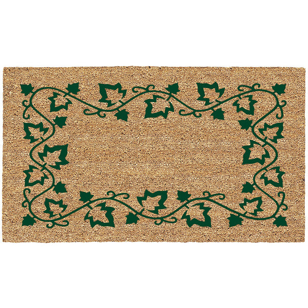 DeCoir Door Mat - Ivy Border