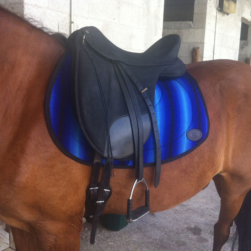 Soul Shine English Saddle Pad