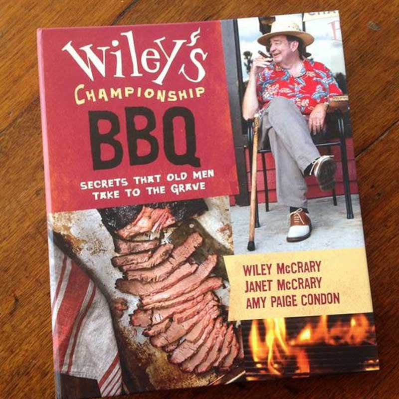 Wiley's Championship BBQ Book