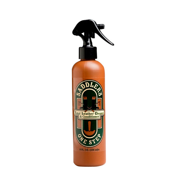 Saddler's Total Leather Cleaner & Conditioner