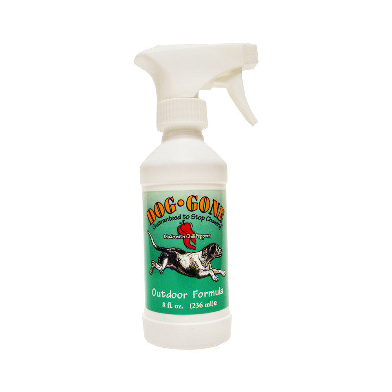 Dog-Gone Chilli Pepper Anti-Chew Outdoor Formula