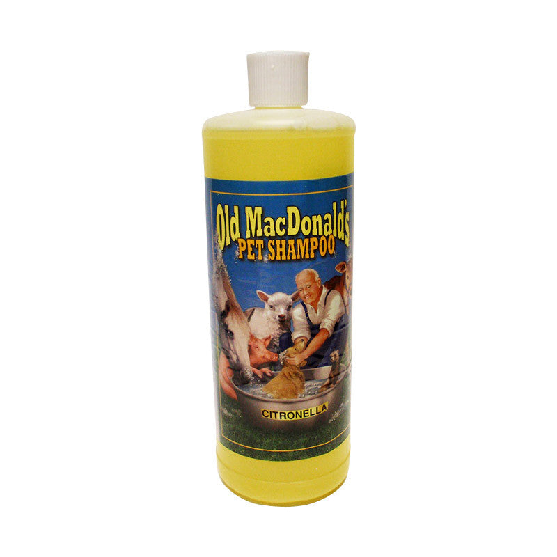 Old MacDonald's Citronella Pet Shampoo