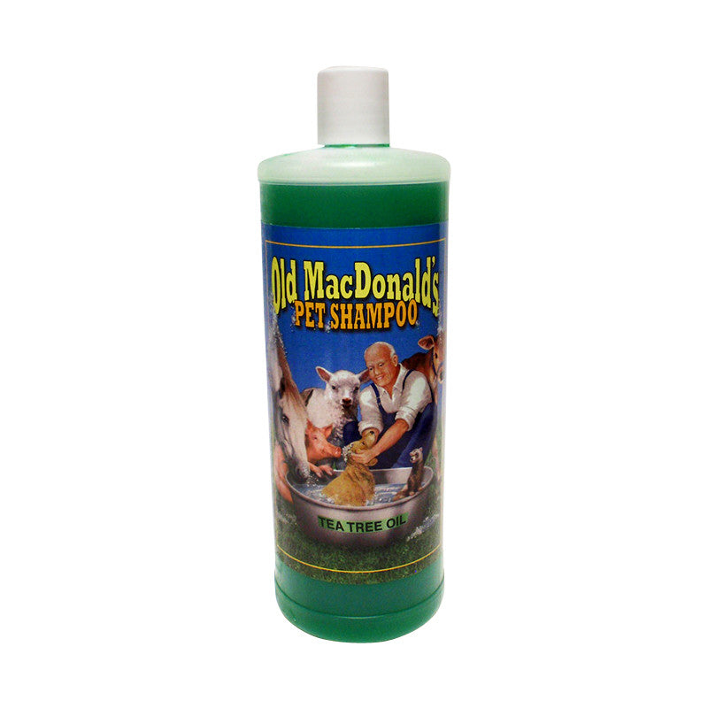 Old MacDonald's Tea Tree Oil Pet Shampoo