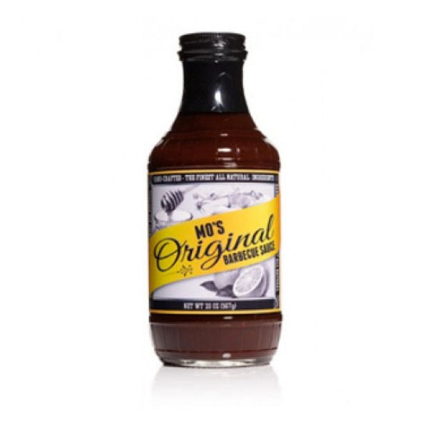 Mo's Original Barbecue Sauce, 567g